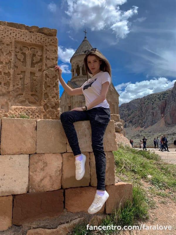 Anna Faraonova